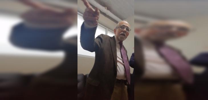 Mensaje de José Maza se volvió viral