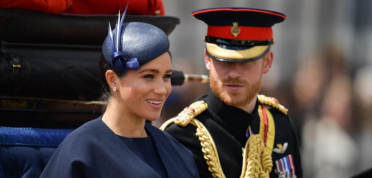 incómoda discusión de meghan markle y príncipe harry