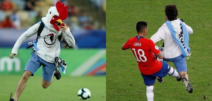 los memes que dejó la derrota de Chile frente a Uruguay en Copa América