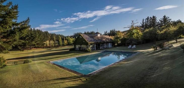 venden lujosa mansión en región de O'Higgins