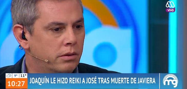joaquín méndez le hizo reiki a josé miguel viñuela