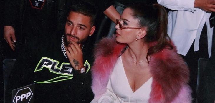 Maluma cumplió 2 años de relación junto a Natalia Barulich