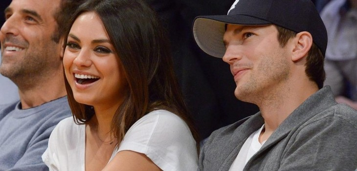 Ashton Kutcher y Mila Kunis video sobre quiebre