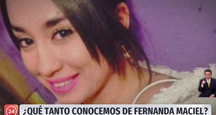 denuncias a TVN por reportaje de Fernanda Maciel