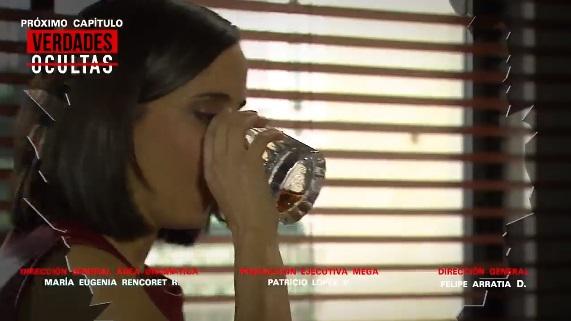 rocío alcohólica en verdades ocultas