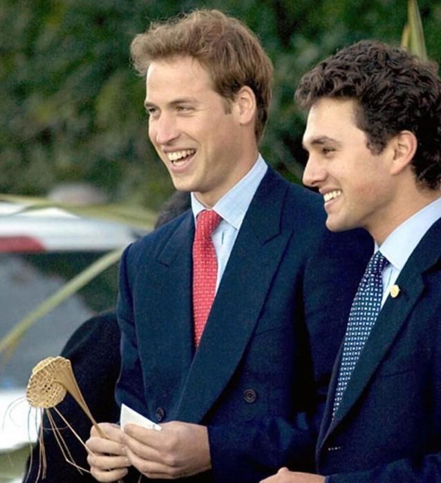 Mejor amigo del príncipe William se casará con profesora de su hijo George
