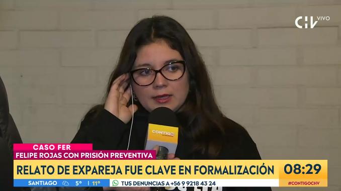 Tia Fernanda Maciel Felipe Rojas instintos sexuales grotescos