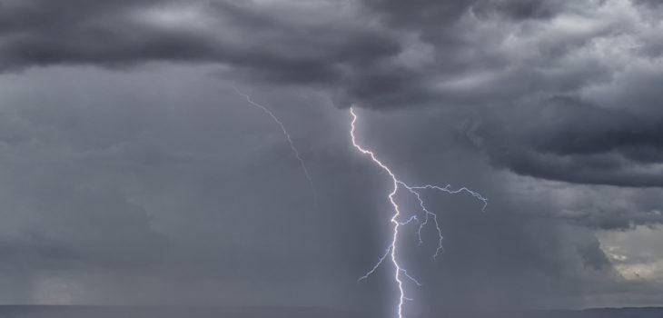 Meteorología alerta posibles tormentas para cuatro regiones de Chile: descartan nuevas trombas