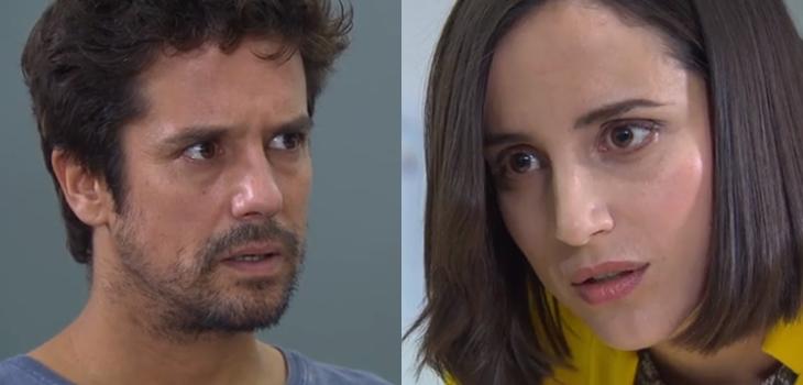 La nueva actitud de Rocío que dividió los televidentes de 'Verdades Ocultas'