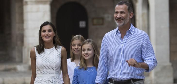 Cita secreta rey Felipe Letizia mientras hijas están en EEUU
