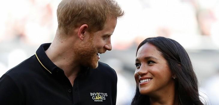 Príncipe Harry revela cuántos hijos quiere tener con Meghan Markle