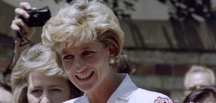 sueño cinematográfico de Diana de Gales