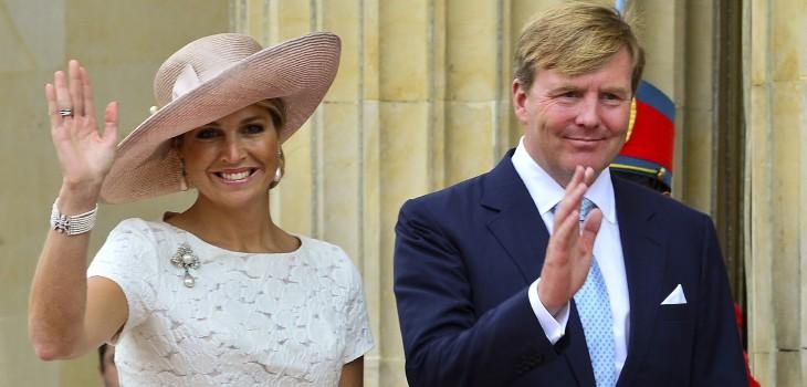 Millonaria remodelación del palacio de Willem-Alexander y Máxima de Holanda