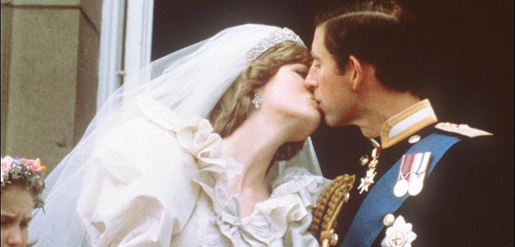 la humillación de carlos a diana el dia de su matrimonio