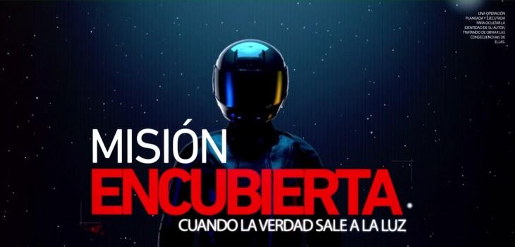Capítulo especial de 'Misión Encubierta' sobre Gendarmería lideró la sintonía prime del domingo