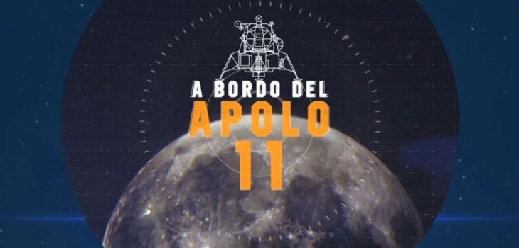 El comentario que se repitió en redes en la emisión de 'A bordo del Apolo 11' en Canal 13