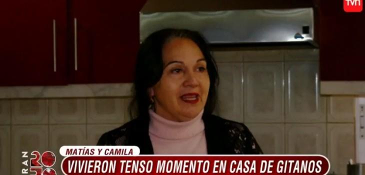 Experiencia giatan vivieron Camila y Matías en Gran Rojo