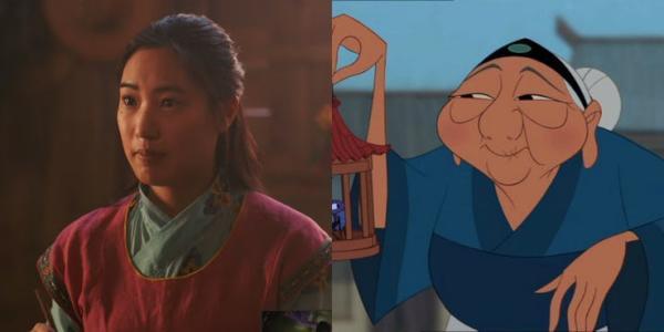 5 diferencias entre la película original de 'Mulan' y su versión live action