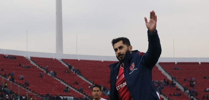 Johnny Herrera se desahoga: