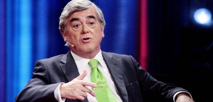 La escueta respuesta de Hernán Calderón ante duros dichos de su hijo Nano contra Raquel Argandoña