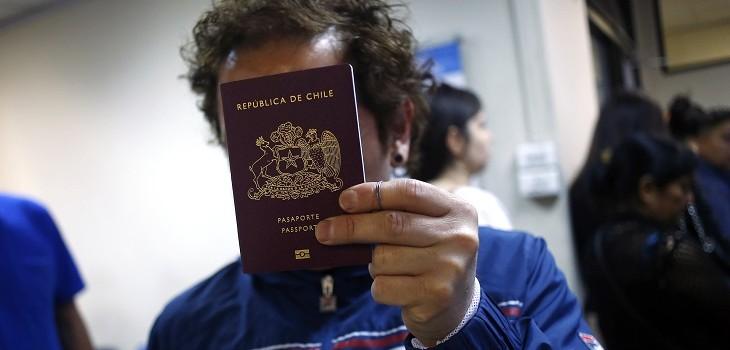 pasaporte chileno como uno de los mejores