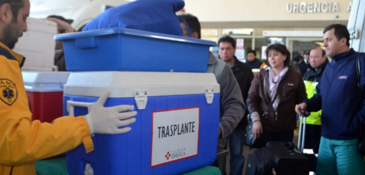Familia no pudo donar los órganos de su hijo al no existir un avión para trasladarlos desde Temuco