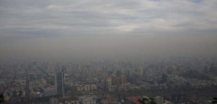 Crean App que permite conocer el nivel de smog en Santiago en tiempo real