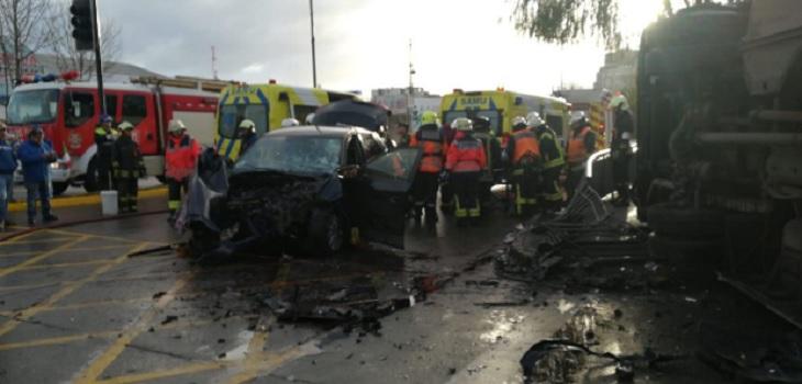 El historial del joven que causó fatal colisión en Concepción: mantenía 87 plantas de cannabis