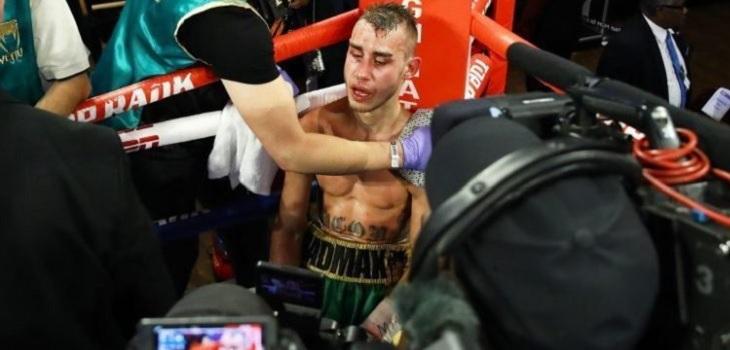 Boxeador ruso perdió la vida en una batalla