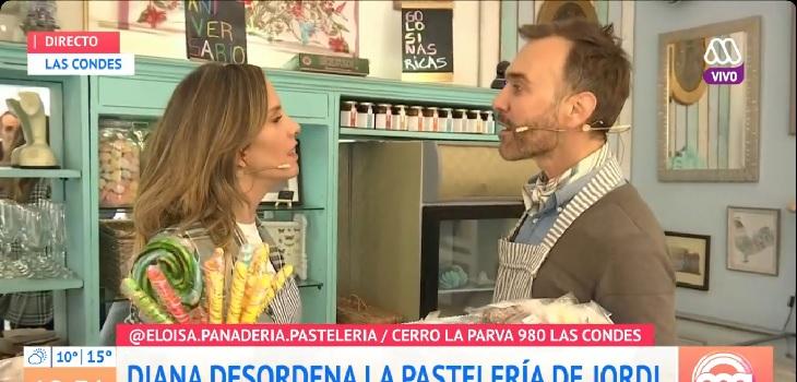 ordi Castell anunció en 'Mucho Gusto' que se va a casar y mostró el anillo en pantalla