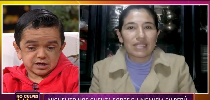'Miguelito' se emocionó al contar su historia de superación en el late 'No Culpes a la Noche'