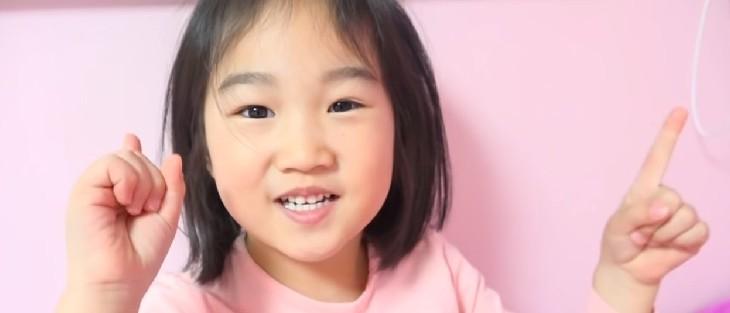 Niña de 6 años es multimillonaria