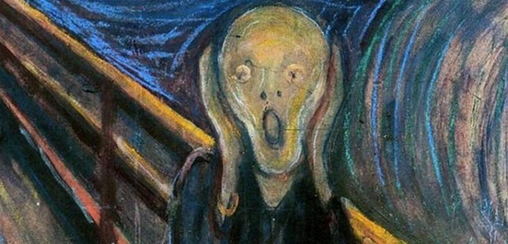 Edvard Munch | El Grito