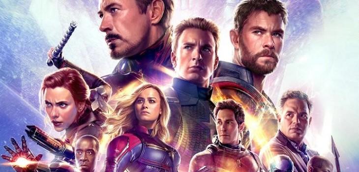 'Avengers: Endgame' rompió el récord se convirtió en la película más taquillera de todos los tiempos