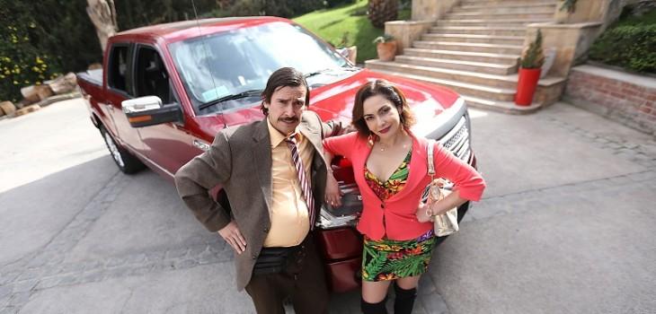 Tamara Acosta y Álvaro Espinoza se lucieron en debut de Amor a la Catalán con sus nuevos personajes