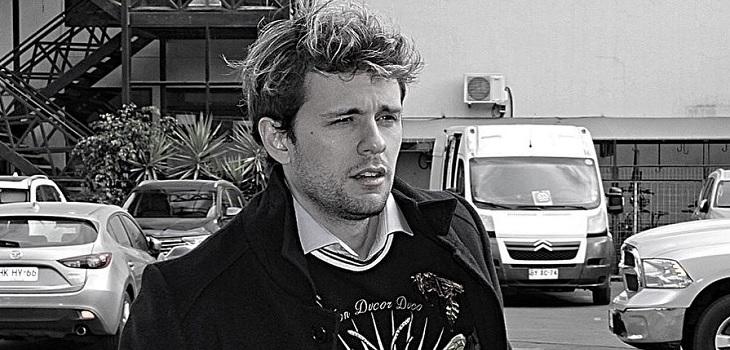 Joaquín Méndez contó anécdota de una ex que le gritó en un mall