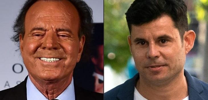 Justicia española reconoce a hombre de 43 años como hijo de Julio Iglesias