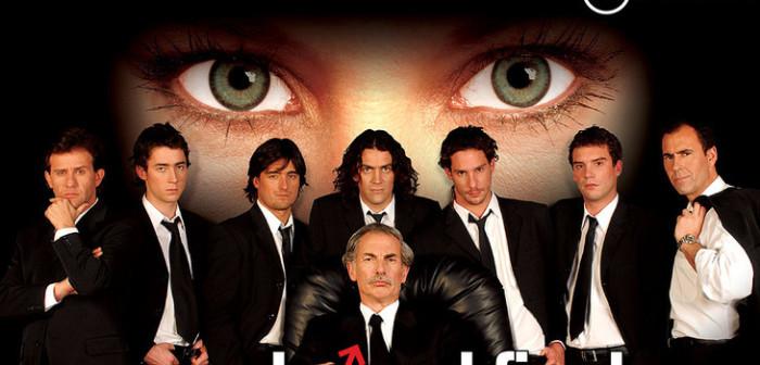 Actores de Machos se reunieron a 16 años de la teleserie