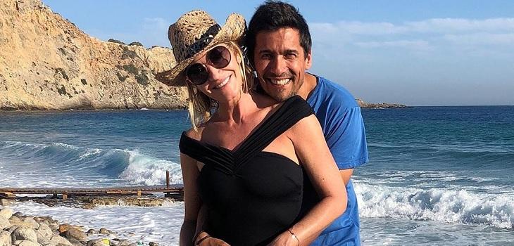 Maecela Vacarezza compartió foto de su juventud y sorprendió por el gran parecido con su hija