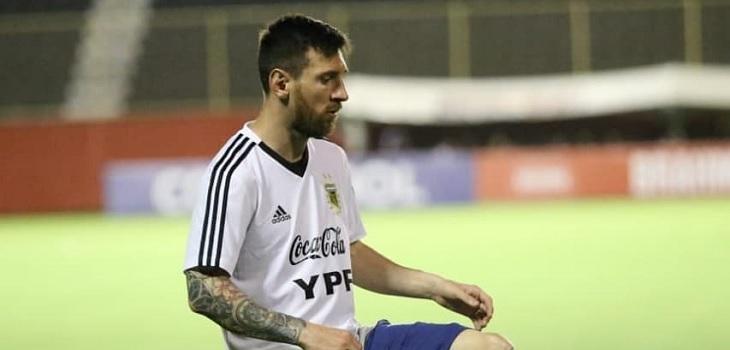 Hinchas brasileños fueron a molestar a la selección argentina en previa al duelo por Copa América