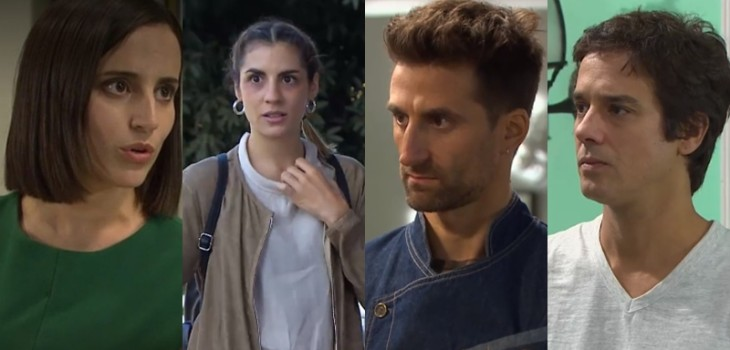 El antes y después del elenco original de Verdades Ocultas