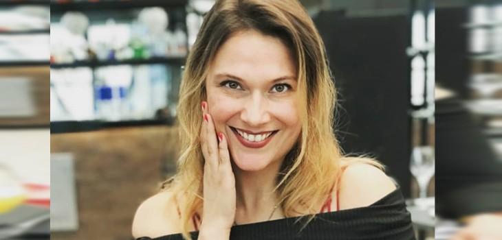 Catherine Mazoyer desnudo para Revista Viernes