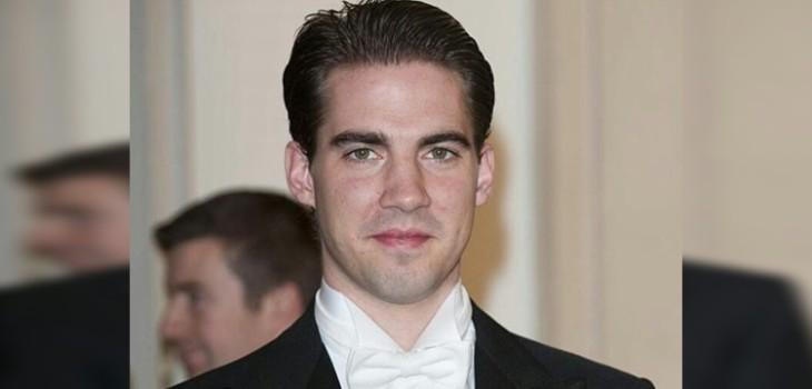 Príncipe Philippos de Grecia ahijado de Lady Di