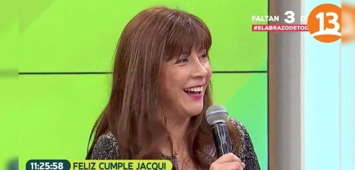 Canal 13 despidió a Jacqueline Cepeda, histórica productora y fundadora de Bienvenidos
