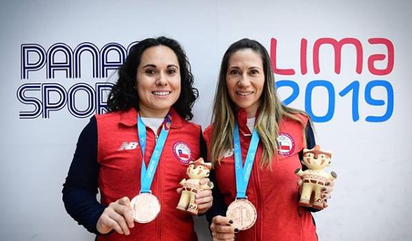 Chile obtiene 5 medallas en los juegos panamericanos de lima 2019