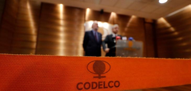 Gerente de Codelco es desvinculado tras decir que tenía una bomba