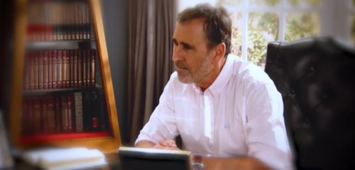 Televidentes se la jugaron con teoría sobre Fernando que cambiaría la historia en Amor a la Catalán