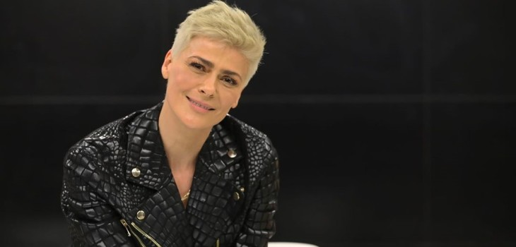 Tonka Tomicic cambió de look
