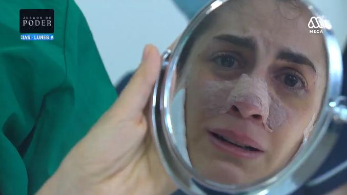 """""""Verdades Ocultas"""" mostró por fin el nuevo rostro de Agustina"""