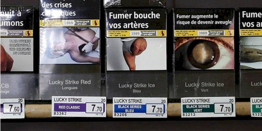 Hombre que sufrió amputación tras un tiroteo encontró la foto de su pierna en cajetilla de cigarros